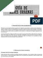 Guía de Redes Urbanas
