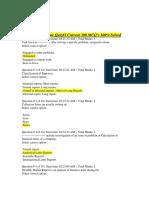 300 MCQs of Business Communication & SBP Skills