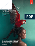 Adobe Photoshop CC and Lightroom CC for Photographers Classroom in a Book 2nd Edition.pdf