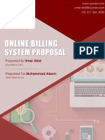 Online Billing Proposal - Amin Islam & Co..docx