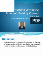 Low Cost Housing Ppt