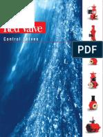 Catálogo Válvulas de Control Red Valve.pdf