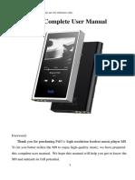 M9 Complete User Manual-En