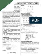 Unidad 02-Tabla Periódica - Enlace Químico