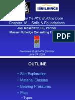 06 Soils Foundations Moskowitz