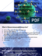 human immunodeficiency virus acquired immunodeficiency syndrome