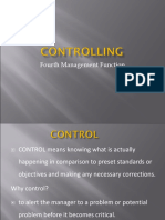6 Controlling