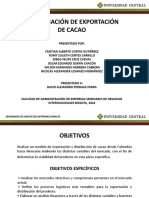 Presentación Exportación de Cacao (1)