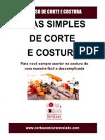 Dicas Simples de Corte e Costura - Baixar eBook
