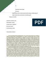 Historia de filosofía antigua