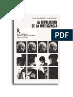 Luis Alberto Machado - La Revolución de la Inteligencia