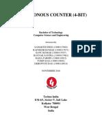 Digital Project Report
