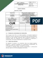 Evaluación Curricular en Espacios Interactivos - Currículo.pdf