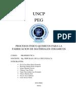 Ceramicos I UNCP