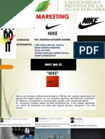 Markerting de Nike