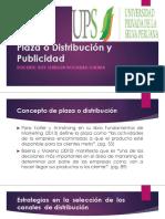 Plaza o Distribución y Publicidad.pptx