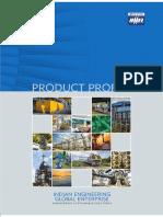 BHEL Product Profile