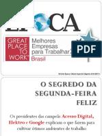 3-1 - Melhores Empresas Para Trabalhar 2014
