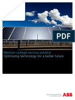 Medium Voltage Service Brochure-New