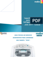 Manual Para Diagnostico de Tarjeta TNTU