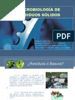 MICROBIOLOGÍA DE RESIDUOS SÓLIDOS...