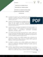 Arconel 006 18 Alumbrado Publico
