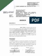 Caso Augusto Miyashiro - negociación incompatible