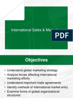 International Sales & Marketing-Purnajit