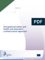 EU-OSHA- Occupational safety and health and education a whole school approach.pdf
