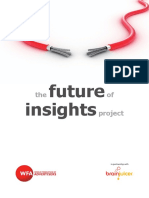 Future of Insights Project