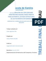 Tesina de espesor de Pavimentos con GPR. Celia Aguilera.pdf