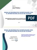 Manual de Seguridad Del Paciente_usuario Para El SNS