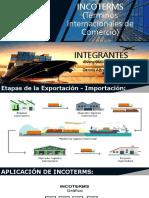 INCOTERMS 2010 CONTABILIDAD Y FINANZAS