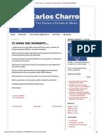 Carlos Charro - Consulto Di Cartomanzia_ CI SONO DEI MOMENTI..