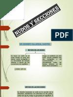 NUDOS Y SECCIONES.pptx