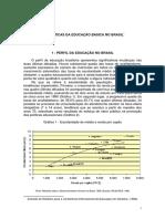Estatísticas Da Educação Básica No Brasil
