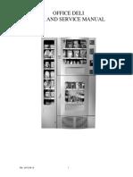 Antares 3 Combo Vending Machine Manual