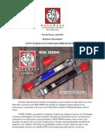 ROK 500DH DTH Hammer Press Release-SP