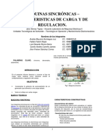 Informe Carga y Regulacion (Lab Maq 2) (1)
