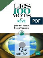 Les 100 Mots Du Reve
