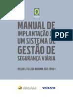 Manual Da Norma ISO 39001