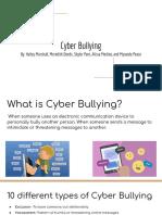 bullying presentation  1