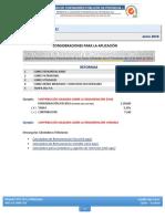 Boletín Informativo 011 2016