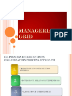 Copy of Managerial Grid Od