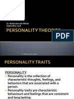 Personality Theories 2