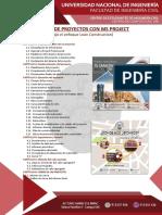 Gestión de Proyectos Con Ms Project