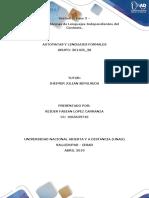 Grupal Fase 3 Automatas y Lenguajes Formales