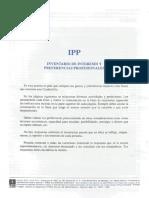Cuadernillo Ipp