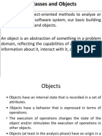 Lecture 3 Classes and Objects