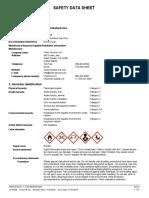 1,1-Dimethylhydrazine MSDS